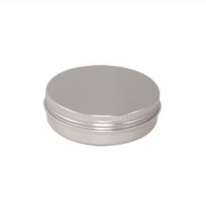 Pot 100ml aluminium