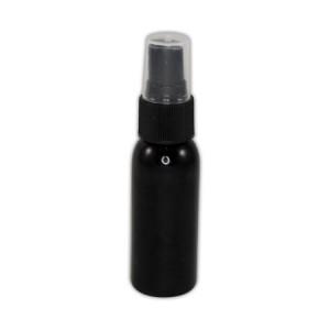 Flacon noir 30ml vaporisateur noir