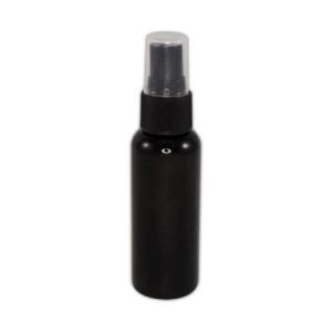 Flacon noir 50ml vaporisateur noir