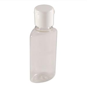Flacon 30ml capsule service blanche