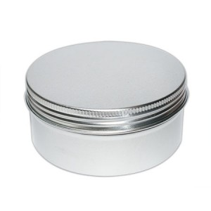 Pot 150ml aluminium