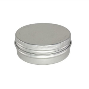 Pot 50ml aluminium